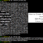 Vagrant Private key - Ansible SSH Permission Denied - How to resolve