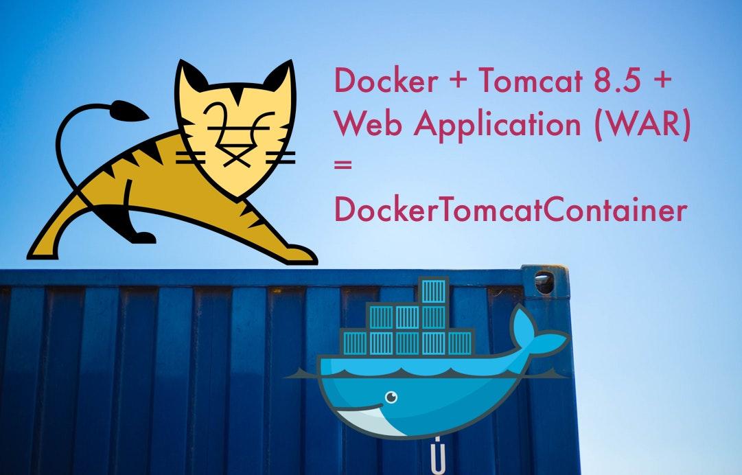 Docker Tomcat Example - Dockerfile for Tomcat, Docker Tomcat